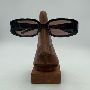 Calvin Klein CK30455 Black Oval Sunglasses Frames